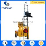 TOBEMAC JZC350-DHL Concrete mixer machine with lift                                                                         Quality Choice