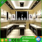 2016 Classical jewelry showroom shop counter display design