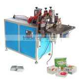 New brand napkin tissue paper plastic sealing machinery                                                                                                         Supplier's Choice