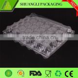 Transparent PVC Plastic Forming Egg Trays                                                                         Quality Choice