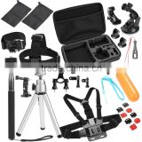 Wholesale Germany Direct Shipment 30 in 1 Adjustable Gopro Accessories Set