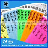 Cheap kids inkjet printing tyvek paper wristbands                                                                         Quality Choice