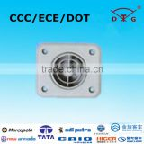 Bus accessories for toyota coaster round single outlet bus revolving air vent