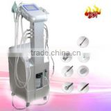 New Product 6 In 1 Professional Jet Skin Scrubber Peel Facial SPA Salon Machine With Oxygen Dispel Chloasma