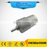 high speed dc gear reducer