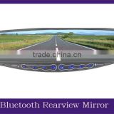 B80M Bluetooth Rear-view Mirror Hands Free Car Kit
