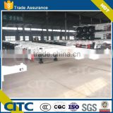 China manufacture Hot Sale Extendable 20ft Skeleton Container Chassis Semi Trailer for sale