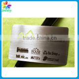 Stainless steel business cards metal business cards hologram business cards
