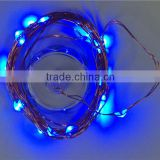 Soft Wire LED Light String 2m 20 LED Bulbs Starry Starry Light Indoor String Light Outdoor Rope Lights