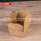 Echo friendly Fast food supply food packaging box/food container boxes for fried chicken