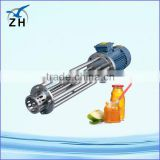 Food process stainless steel full cream milk powder mixer