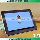 most reasonable 9 inch tablet pc with hdmi input                                                                         Quality Choice