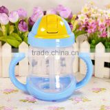 Xiamen Aba New Design Baby Water Bottle Children Drinking Bottle bpa free baby plastic drinking water bottle