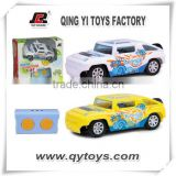Beauty season design pattern 1:36 4 Channel infrared controll mini car toy