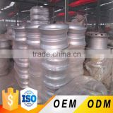 19.5 forged polish aluminum truck wheels 22.5 for sale