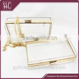transparent acrylic clutch bag,clear acrylic clutch                                                                         Quality Choice