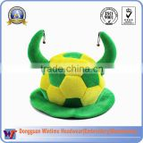 Viking Style Foam Funny Soccer Party Hats