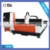 high quality CNC fiber Metal Laser Cutting Machine/ Fiber Laser 500W for stainless steel and sheet metal