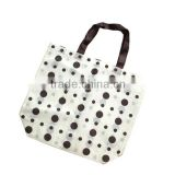 fireproof & waterproof-fabric colorful digital printing 600d polyester canvas tote bag