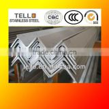 aisi 201 stainless steel angle bar