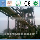 waste soybean oil and plants management production line about how to make biofuel