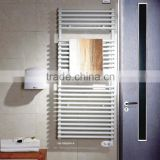 HB-R8606W-A electric element heated steel ladder towel racks/towel warmer thermostat towe rails radiator
