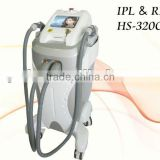 Chinese Apolo Med CE& ISO approved beauty machine high technology e light (ipl&rf)