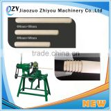 professional machine to make wooden screw broom handle making machine(whatsapp:0086 15639144594)