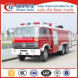 Dongfeng 12~16ton telescopic ladder fire truck for sale