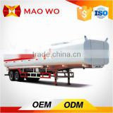 Factory direct sale 45000 litres fuel tanker semi trailer and lpg tank trailer