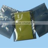 Ziplock static shielding with zip lock antistatic bags