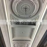 Custom GRG Glass Reinforced Gypsum Interior decoration ceiling