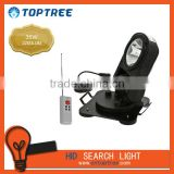 Mini Spot Hid Search Light Remote Control Hid Lights