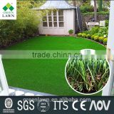 Premium Natural Green artificial grass for swimming pool decoration