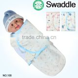 Summer baby blanket baby swaddle