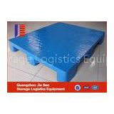 Warehouse Storage Heavy Duty Plastic Pallets High Capacity 1200 x 1000mm