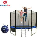 CreateFun TUV /GS 7ft Trampoline With Safety Net