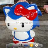 KAWAH Fiberglass Garden Decoration Cartoon Characters Sonic