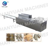 factory multifunction rice candy ball molding machine  rice candy bar making machine