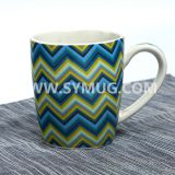 12 oz ceramic coffee mugs with decal