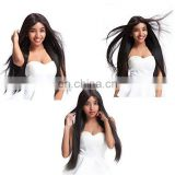Virgin brazilian full lace wig straight lace wig