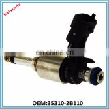 Auto Spare Parts fuel injector nozzle 35310-2B110 for KiaS Rio Soul Hyundai Accent