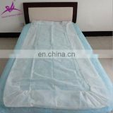 Disposable hotel bed sheets,nonwoven bed sheets/disposble bed linen