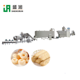 Puff Corn Snacks Food Processing Plant Line