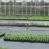 Anti Weed Mat Weed Control Barrier Landscape mulching Fabric for greenhouse/garden