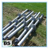 Helical Piles for Foundation Systems