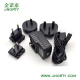 5V2A Interchangeable Type AC/DC Adapters 5V Power Adapter