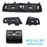 RHD Right Hand Driver Air Conditioning AC Vent Outlet Grille Set for BMW 5 Series F10 F11 F18 1520i 523i 525i 528i 535i