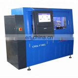 common rail diesel test stand diesel fuel injection pump test bench   CRS-718C  support piezo electric injector