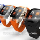 Smart X01 1.54 inch IPS Screen 3G wcdma GPS android 4.4 Phone Call Android Watch                                                                         Quality Choice